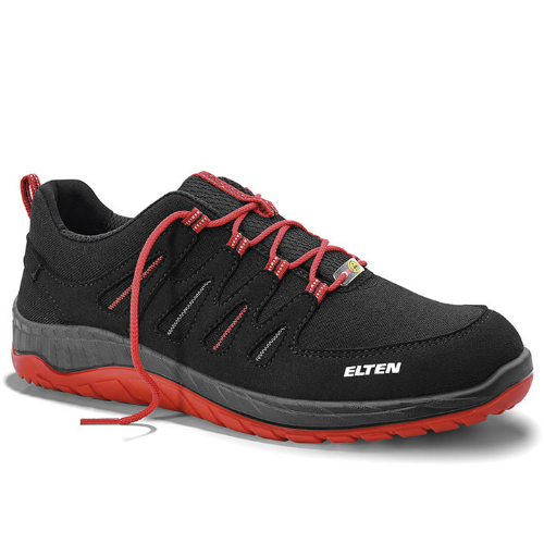 Elten Maddox Black/Red S3